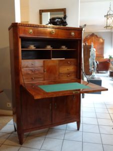 DSC00031- Hollandse secretaire ca. 1780/1790