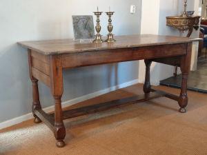 DSC00135 - Franse eikenhouten tafel ca. 1720