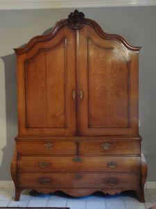 DSC00217 - Hollands kabinet ca. 1770/1780