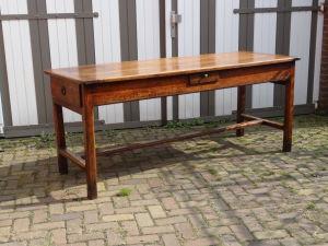 DSC00588 - Franse eikenhouten tafel ca. 1800