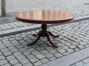 DSC00658 - Engelse ovale tafel ca. 1860