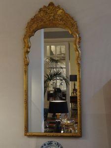 DSC00727 - vergulde 18e eeuwse spiegel