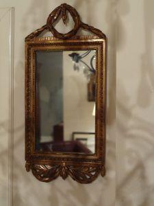 DSC00789 - Empire spiegeltje met guirlandes ca. 1780