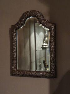 DSC00792 - Engels zilveren kapspiegel
