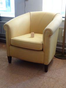 DSC00960 - club fauteuil in stof