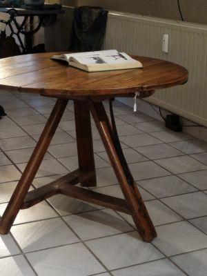 DSC01356 - ronde klaptafel  18e/19e eeuw