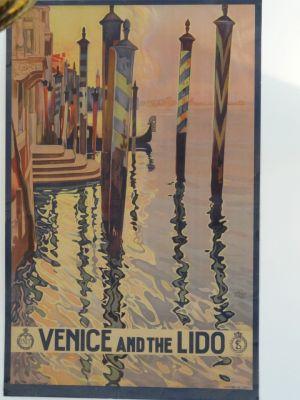 DSC01559 - diverse originele vintage affiches/posters