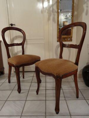 DSC01595 - set van 6 Biedemeyer stoelen